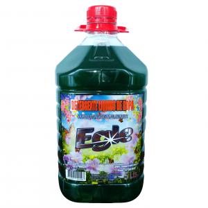 Detergente Ropa Eco Egle 5 L.