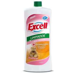 Limpiador Pisos Flotantes Bebe 900Cc