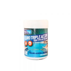 Cloro Triple Tableta 1 Kg