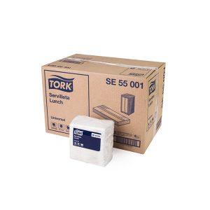 Servilleta Lunch Universal H/S 14X14Cm 500H Caja 20U