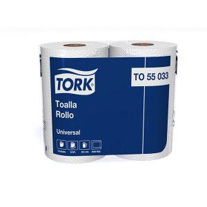 Toalla Tork Universal D/H 24M Bolson 12U