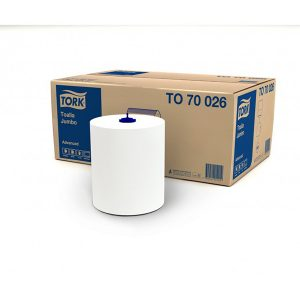 Toalla Tork Advanced H/S 21Cm 250M Caja 6U