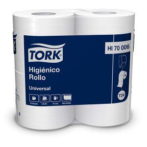 Higiénico Tork Universal H/S 100M 4U