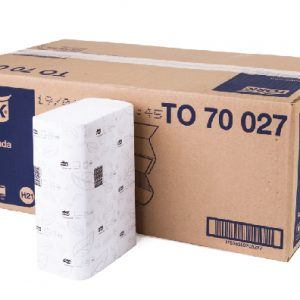 Interfoliado Tork Advanced D/H 21X24Cm 200H Caja 16U