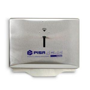 Dispensador Tork Para Cubierta Des. Metal Blanco