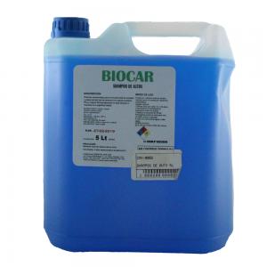 Shampoo De Auto Biocar 5 Lts