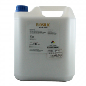 Silicona Liquida Biosilic 5 Lts