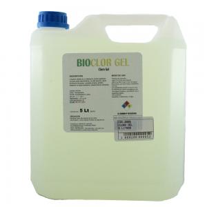 Cloro Gel Bioclorgel 5 Lts