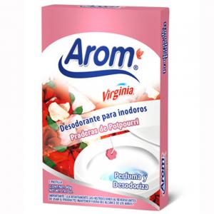Desodorante Para Inodoros Arom, Praderas De Potpourri