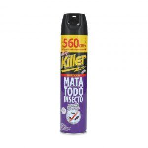 Insecticida Killer, Mata Todo Insecto
